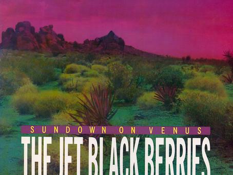 the Jet Black Berries - Sundown on Venus (1984)