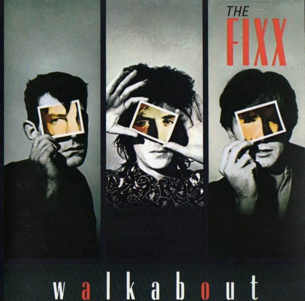 the fixx, walkabout, 1986