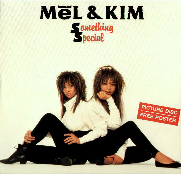 mel and kim, something special, 1989, front, cover