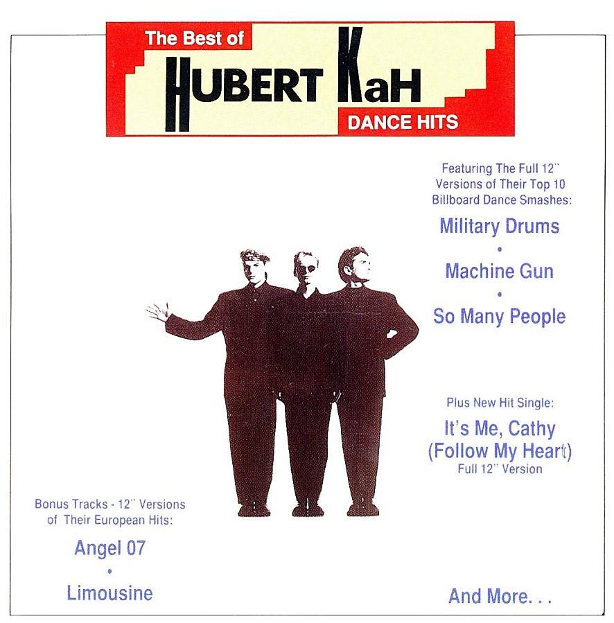hubert kah, the best of dance hits, 1990
