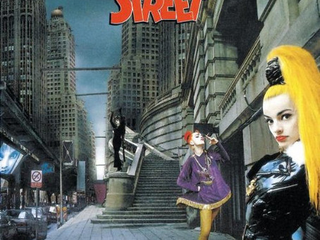 Nina Hagen - Street (1991)