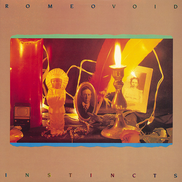 romeo void, instincts, 1984