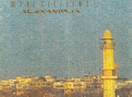 Adrian Borland & the Citizens - Alexandria (1989)