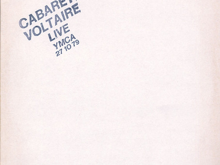 Cabaret Voltaire - Live at the YMCA 27-10-79 (1980)