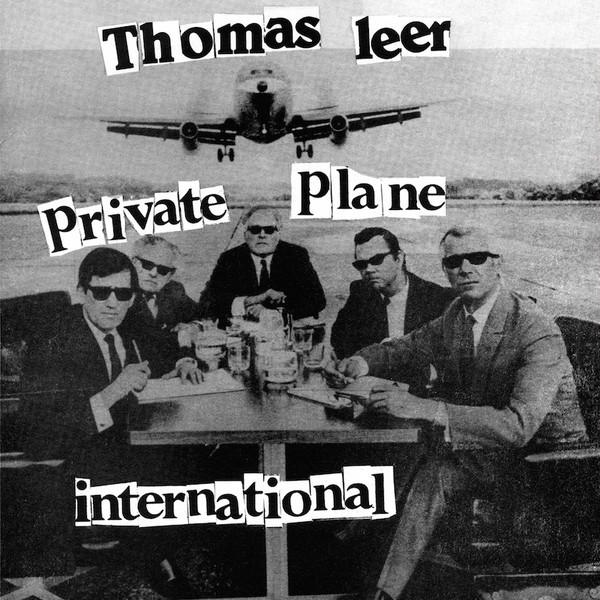 thomas leer, private plane, international, 1978