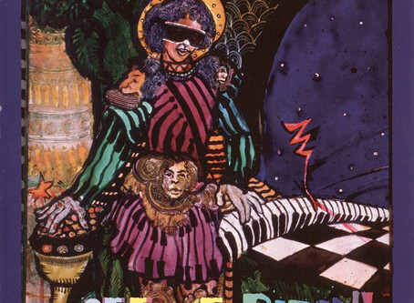 Martin Rev - See Me Ridin' (1996)