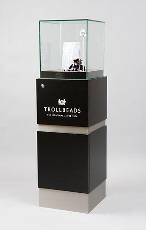pak, projectrealisatie, alblasserdam, trollbeads, displays, stands, interieur