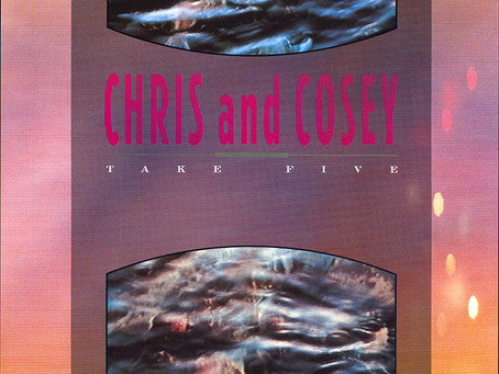 Chris & Cosey - Take Five (1986)