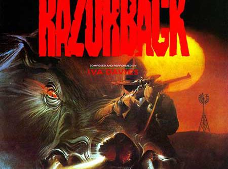 Iva Davies - Razorback (1984)