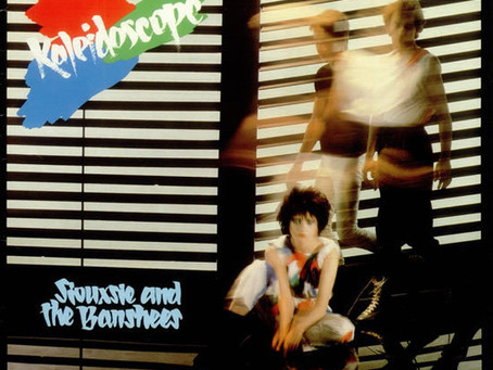 Siouxsie & the Banshees - Kaleidoscope (1980)