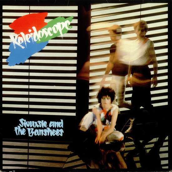 siouxsie and the banshees, kaleidoscope, 1980