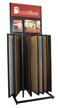 pak, projectrealisatie, alblasserdam, interieur, displays, stands, verpakking, beautifloor