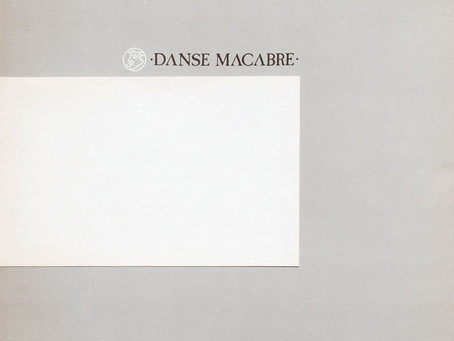 Danse Macabre - Untitled EP (1983)