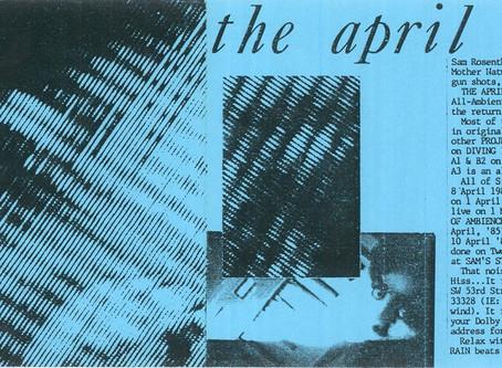 Projekt Electronic Amerika - the April Rain (1985)