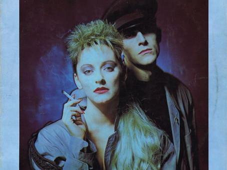 Kirlian Camera - Blue Room 12'' (1985)