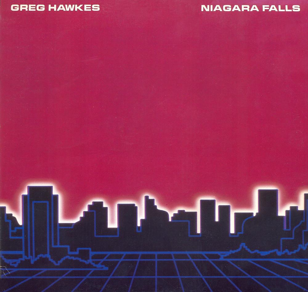 greg hawkes, niagara falls, 1983