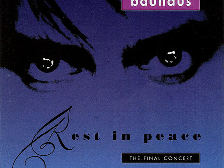 Bauhaus - Rest in Peace (1992)