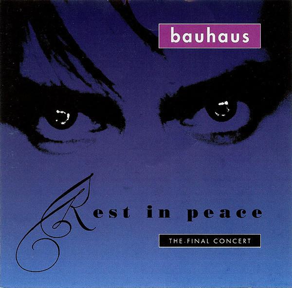 bauhaus, rest in peace, 1992