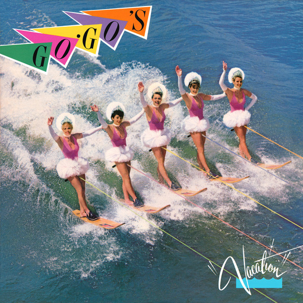 go-go's, vacation, 1982