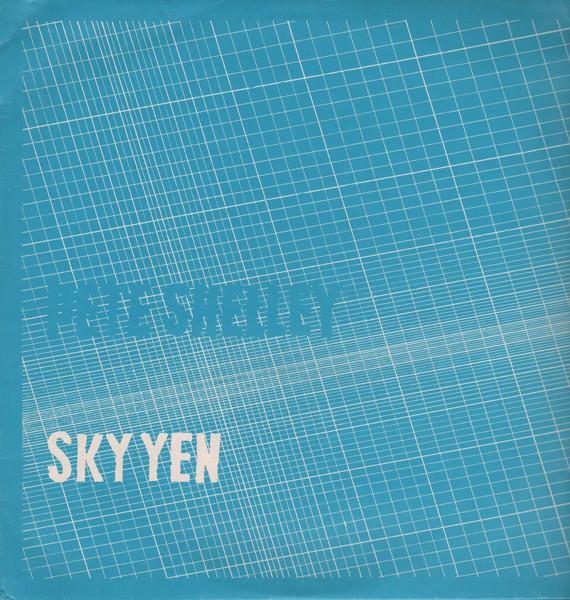 pete shelley, sky yen, 1980