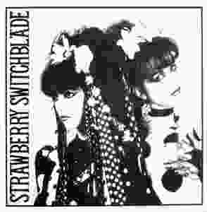strawberry switchblade. the 12 inch album, 1985, front, cover