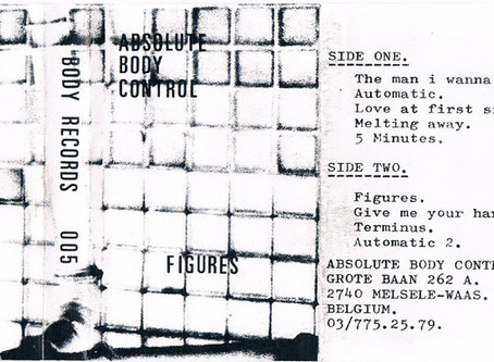 Absolute Body Control - Figures (1983)