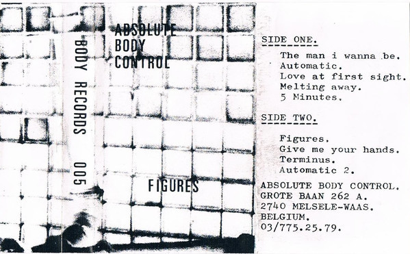 Absolute Body Control, Figures, 1983