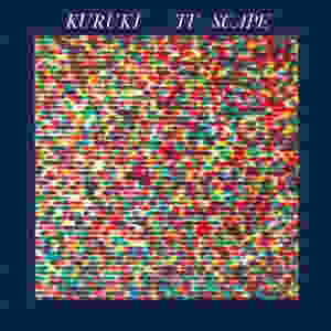 kuruki, tv scape, 1984, front, cover