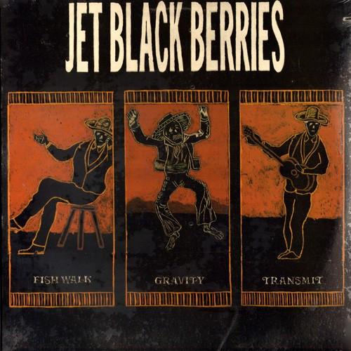 the Jet Black Berries, Animal Necessity, 1988