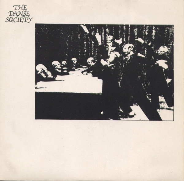 the danse society, clock, 1981