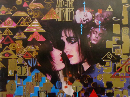Siouxsie & the Banshees - a Kiss in the Dreamhouse (1982)