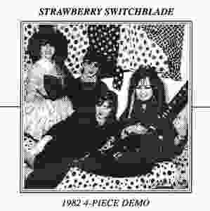 Strawberry Switchblade, 1982
