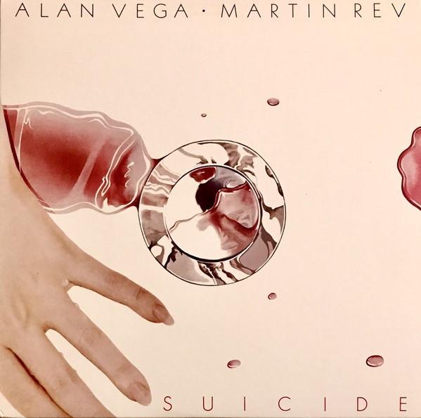 Suicide, Alan Vega, Martin Rev, second album, 1980