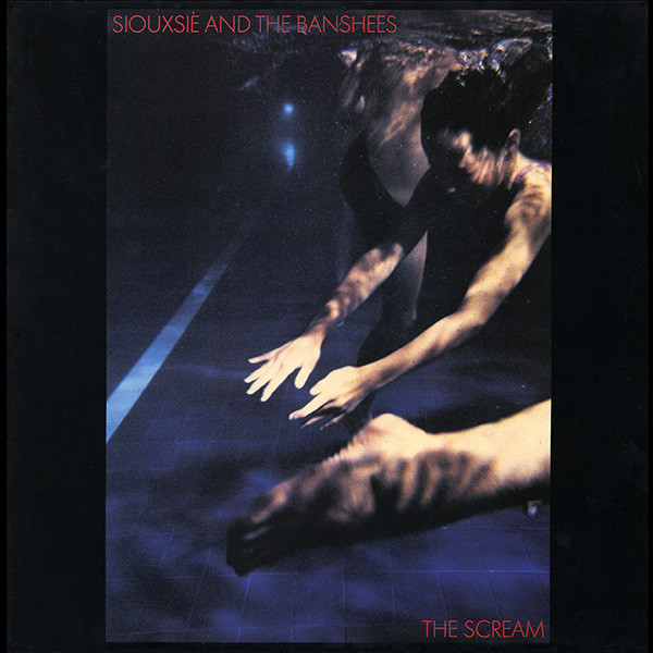 siouxsie and the banshees, the scream, 1978