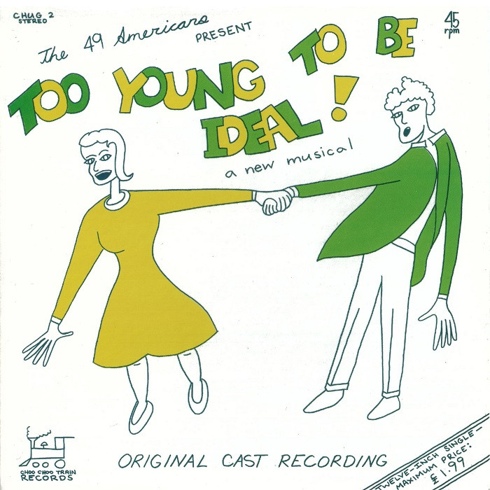 the 49 Americans, Too Young to Be Ideal!, 1980