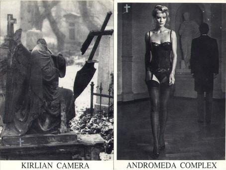 Kirlian Camera & Andromeda Complex - Split EP (1993)