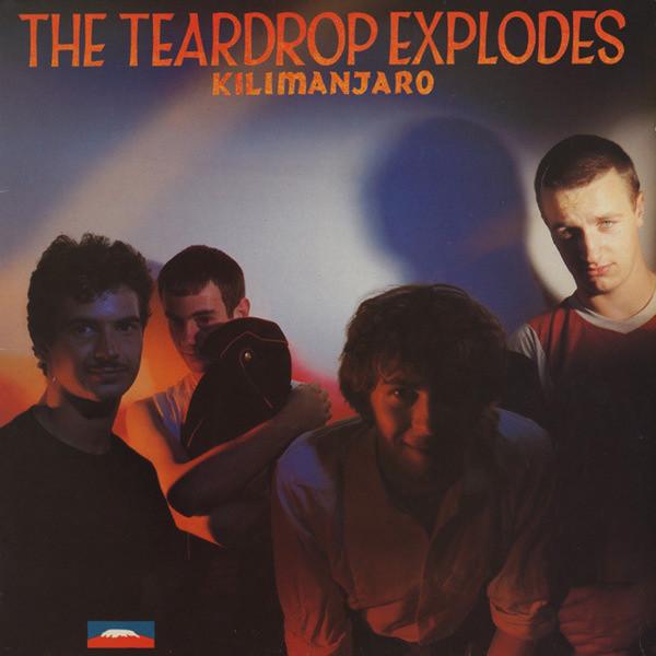 the teardop explodes, kilimanjaro, 1980