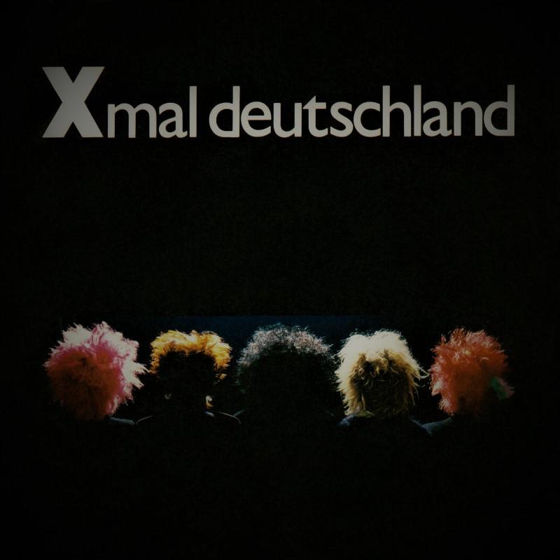 Xmal Deutschland, Schwarze Welt 7'', 1981