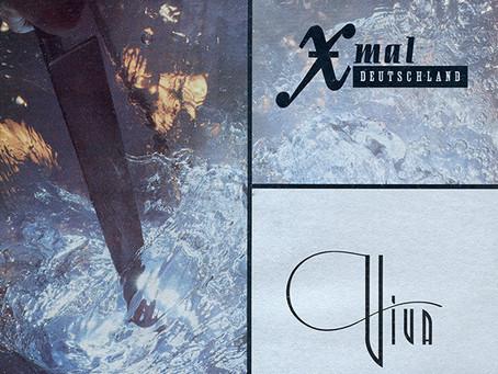 Xmal Deutschland - Viva (1987)