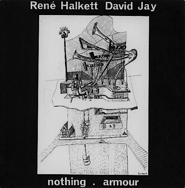 david j, rene halkett, nothing, armour, 1981