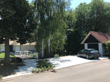 Villatuin Alblasserdam 2