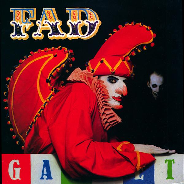 fad gadget, incontinent, 1981