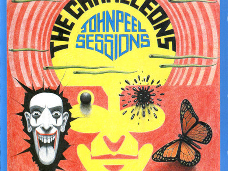 the Chameleons - John Peel Sessions (1990)