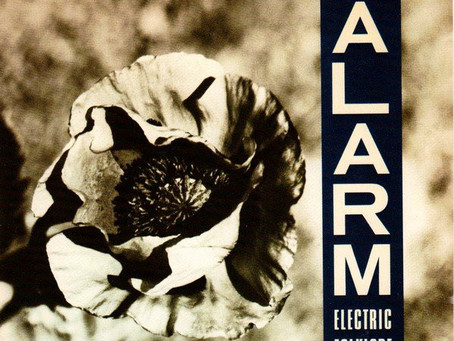 the Alarm - Electric Folklore Live (1988)