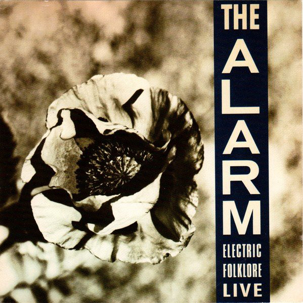 the Alarm, Electric Folklore Live, 1988