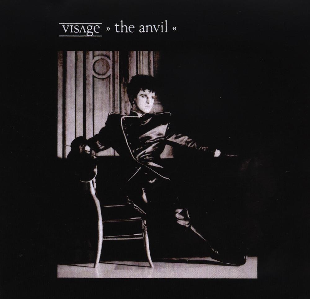 Visage, the Anvil, 1982