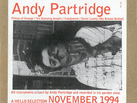 Andy Partridge - Andy Partridge EP (1994)