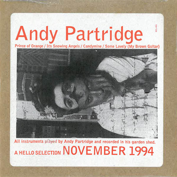 Andy Partridge, Andy Partridge EP, 1994