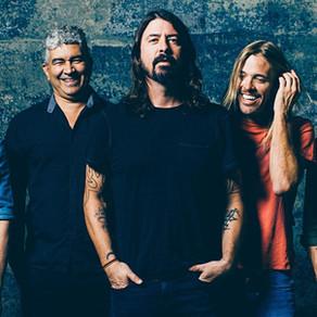 Foo Fighters, des étoiles plein les oreilles
