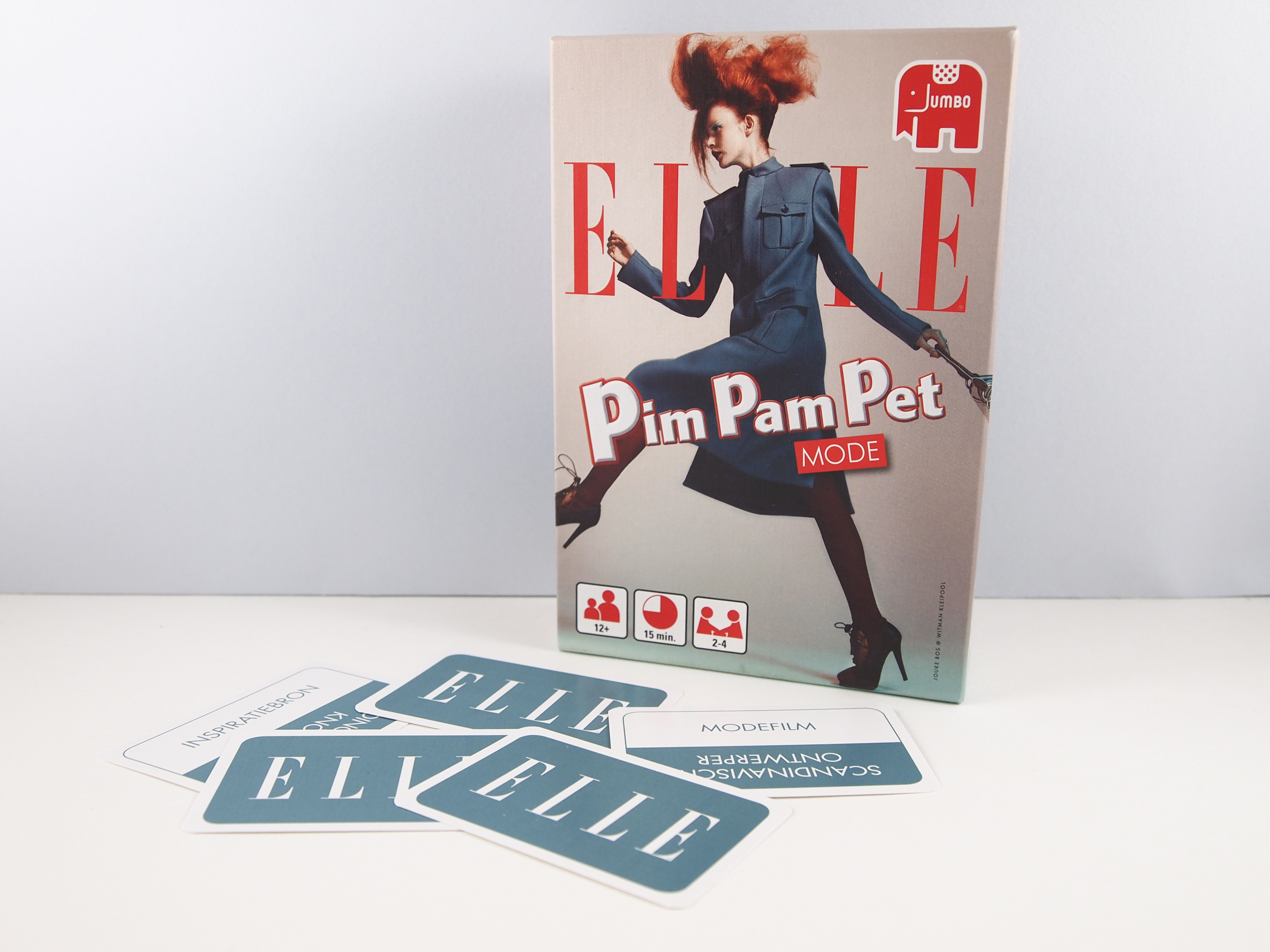 ELLE PIM PAM PET GAME